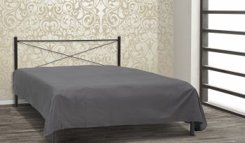 μεταλλικό κρεβάτι Ερμής