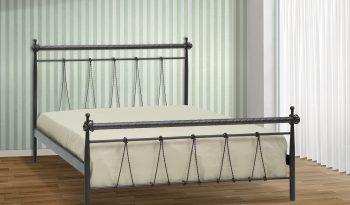 μεταλλικό κρεβάτι Ήρα