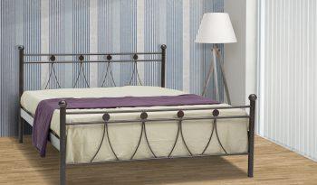 μεταλλικό κρεβάτι Λάμδα