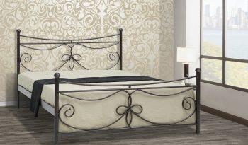 μεταλλικό κρεβάτι Μύκονος