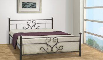 μεταλλικό κρεβάτι Ορίων