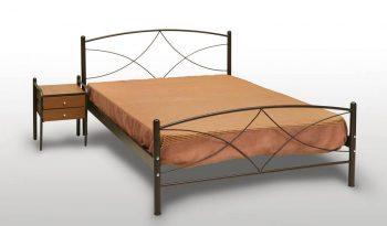μεταλλικό κρεβάτι Άνδρος