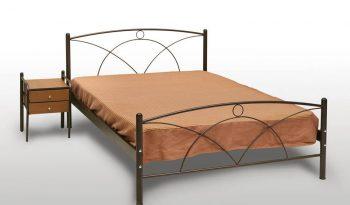 μεταλλικό κρεβάτι Νάξος