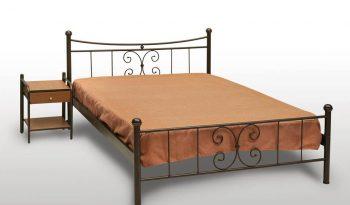 μεταλλικό κρεβάτι Πεταλούδα