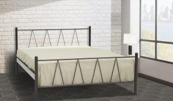 μεταλλικό κρεβάτι Ίος